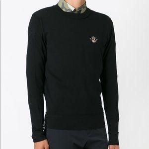 GIVENCHY | NWT Rottweiler Patch Crew Neck Sweater